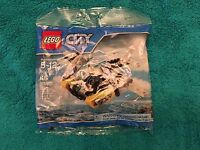 Lego City Prison Island Helicopter 30346 Promo Polybag