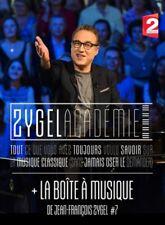 Jean-Francois Zygel - la Zygel Academie + la Boite A Musique 7 Nouveau DVD