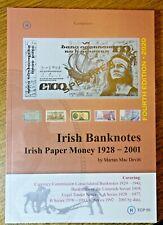 IRELAND : BOOK: IRISH PAPER MONEY 1928 - 2001.  NEW 4TH EDITION.