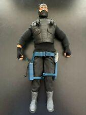"Hasbro GI Joe Snake Eyes SWAT 1/6 12"" Action Figure"
