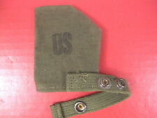 WWII Era US Army M1 Carbine Canvas Muzzle Cover - Dated 1944 - MINT Unissued