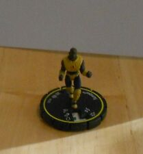 HERO CLIX - SUPERNOVA - SUNSPOT - FIGURE  #025 - WITHOUT CARD   ROOKIE
