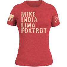 Grunt Style Women's MILF 2.0 T-Shirt - Heather Cardinal