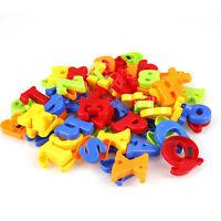 Magnetic Alphabet Letters 26 piece Childrens Kids Magnets Fridge Multicoloured