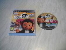 PS3 Spiel-EyePet (keine ins PAL) Bedürfnisse Playstation Eye