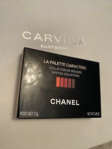 Chanel lipstick Collection palette new Cosmetic Beauty sets Red Orange Purple