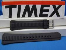Timex Watch Band Unknown Style. Original Two-Piece Strap/Watchband/Resin 18mm