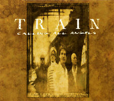 TRAIN Calling all Angels w/ 2 UNRELEASED & VIDEO CD Single SEALED Pat Monahan