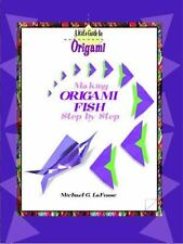 Making Origami Fish Step B (Kid's Guide to Origami)