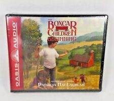 The Boxcar Children Beginning Oasis Audio CD NEW