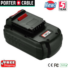18V 18Volt NiCd Replacement Battery for Porter Cable PC18B PCC489N Cordless Tool