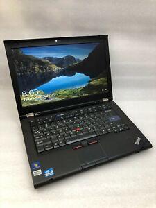 Lenovo ThinkPad T420 Laptop i5-2520M 8GB Ram 500GB Win 10