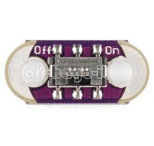 2PCS  LilyPad Slide Switch Control LEDs Buzzer Sensor AYZ0202 For Arduino