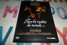 DVD - TOUS LES MATINS DU MONDE -  Alain Corneau / Gerard DEPARDIEU / DVD