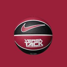 Nike Versa Tack 8P Basketball - Size 7 - 29.5 (Official) - Gym Red/White/Black