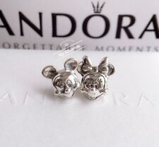 New Genuine Pandora Disney Mickey & Minnie Mouse Charm Without Box 791587 RRP£70