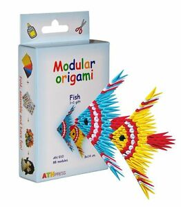 Modular Origami Kits (lots of designs to choose from)