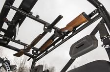 Utv Overhead Gun Rack Holder Double Carrier Hunting Accessories Rifle Shotgun