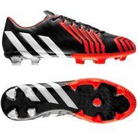 Adidas Men's Predator Instinct FG Boots Black/White/Solar Red B24152 (UK 6/6.5)