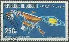 Timbre Cosmos Djibouti PA146 o lot 2879