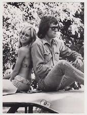 "Peter Fonda (Pressefoto '75) in ""Kesse Mary- irrer Larry"""