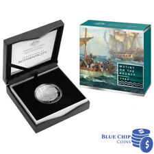 2019 $1 MUTINY ON THE BOUNTY 1789 1OZ SILVER PROOF COIN
