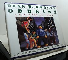 Oddkins by Dean Koontz - First edition - 1988