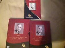 2015 Harry S Truman Coin & Chronicle Set $1 Reverse Proof & Silver Medal