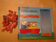 Word Magic Magnetic Sentence Book (Magnix) - Hardcover