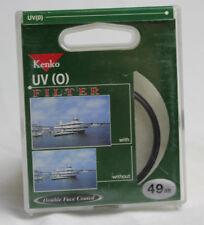 Kenko UV (0) 49mm Filter Ultraviolet Camera Filter 0301UV Brand New