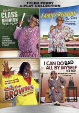 Tyler Perry Quad (plays):madea's Clas - DVD Region 1 Free Shipping!
