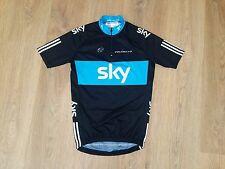 SKY Pinarello Uci adidas rare cycling jersey size 14 Years