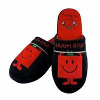 Mr. Men Mr. Strong Mule Slip On Slippers - One Size UK 8-10