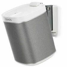 FLEXSON Lautsprecher Wandhalterung für SONOS PLAY:1 - Weiß (FLXP1WM1011)