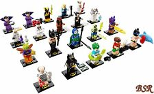 71020 LEGO® Sonder-Serie The Batman Movie Serie 2 alle 20 Figuren NEU 0.-Versand