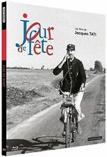 """BLU-RAY """"JOUR DE FETE """" Jacques Tati      NEUF SOUS BLISTER"""