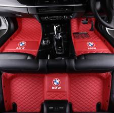 For BMW X1, X2, X3, X4, X5, X6, X7 Car Floor Mats-Right-hand drive