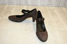 ECCO Shape 55 Plateau MJ Shoe - Women's Size 11 Brown