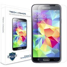 Tech Armor Ballistic Glass Screen Protector [1-Pack] for Samsung Galaxy S5