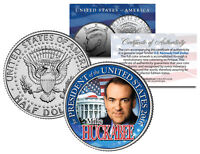 MIKE HUCKABEE FOR PRESIDENT 2016 Campaign Colorized JFK Half Dollar U.S. Coin