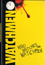 NECA Watchmen - Journal Bloody Who Watches The Watchmen, DC Comics Superheroes