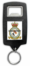 ROYAL AIR FORCE FIRE & RESCUE SERVICE BOTTLE OPENER KEY RING