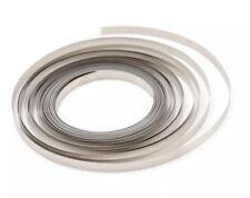 10 M tira de níquel cromado cinta 8 Mm x 0.2 mm Li 18650 batería Soldadura por puntos de soldadura