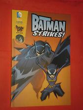 KIDZ- presenta- BATMAN-  strikes- VOLUME 4-  DELLA DC COMICS LION