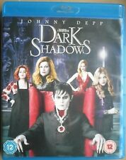 Dark Shadows - (Blu-ray, 2012)  Johnny Depp