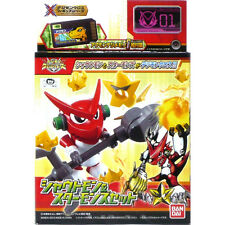 RARE & BRAND NEW @ BANDAI DIGIMON Xros Wars Shoutmon+Starmons