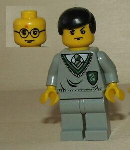 Nr.3513 Lego hp026 Minifig Harry Potter  Goyle / Harry Slytherin Set 4735 / 2002
