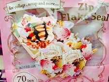 Pretty Sweets STICKER FLAKES 70 Pcs