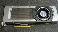 NVIDIA GTX Titan 6gb ddr5 // Kepler // DVI + HDMI + DP // senza imballaggio originale, accessori