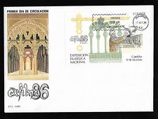 España FDC Año 1986 EDIFIL 2859 Sobre Primer Día